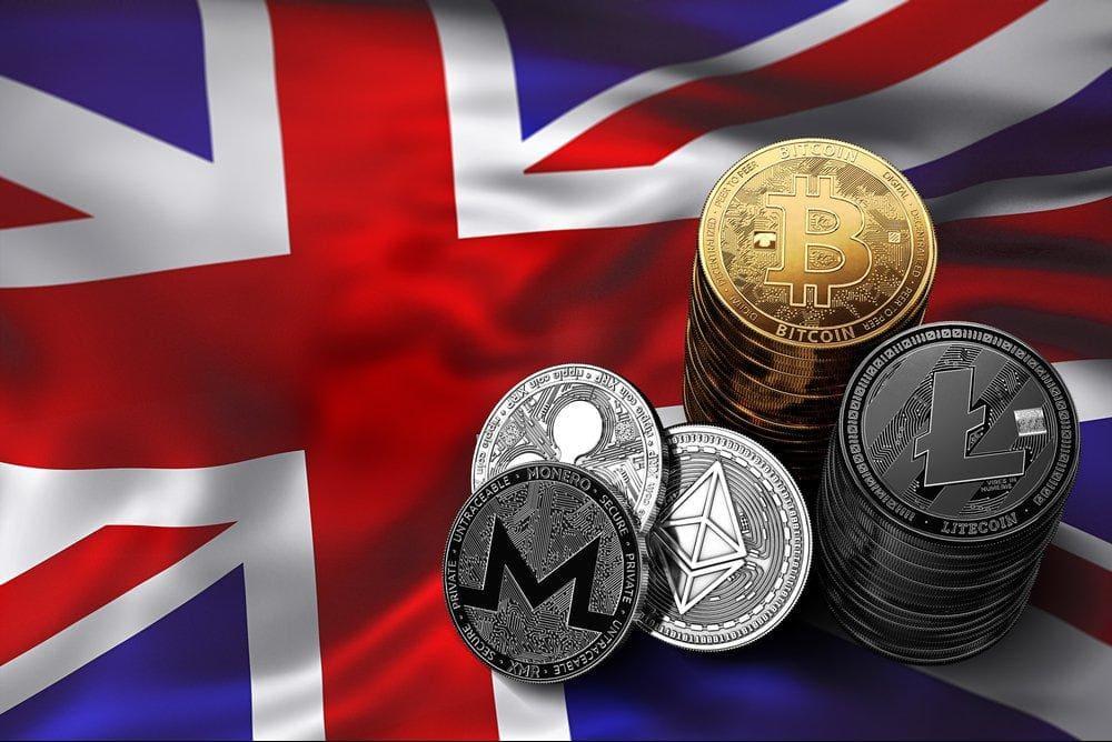 Британцы и криптовалюта