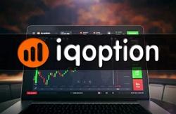 IQOption - лого