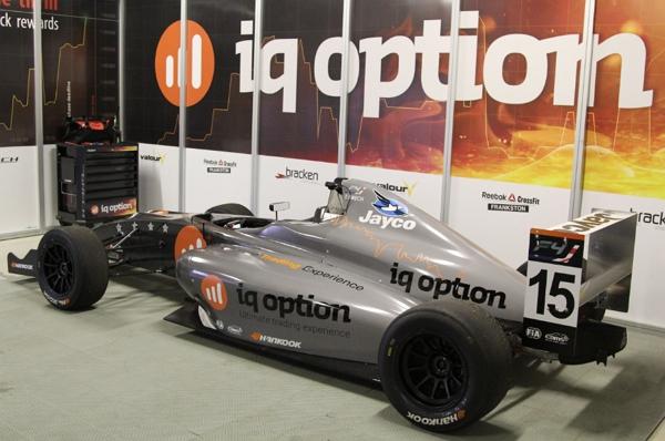 IQOption - спонсор