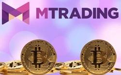 MTrading - лого