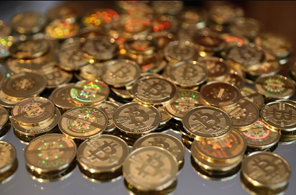 Продажа крупной сумму биткоинов
