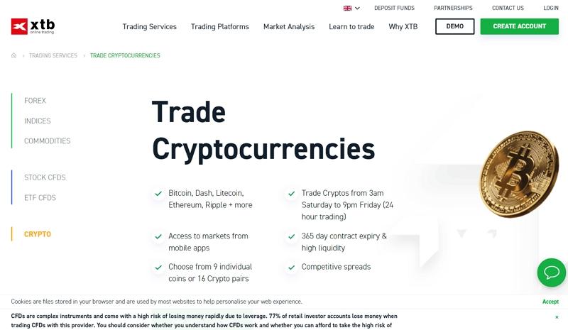 X-Trade Brokers-сайт